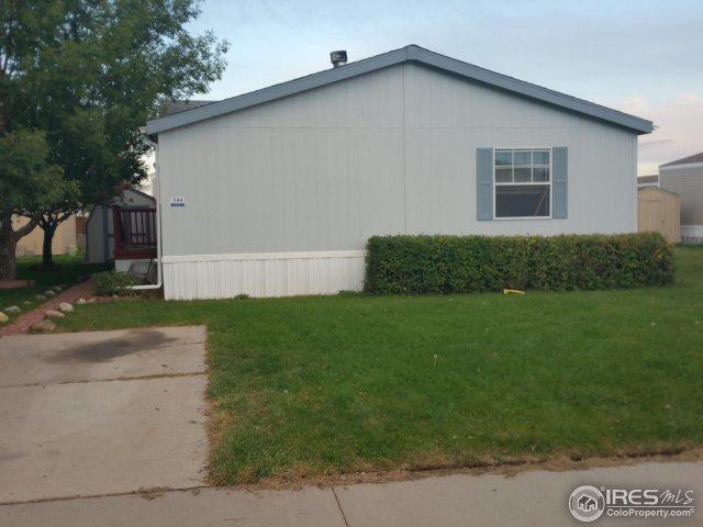 435 N 35th Ave #344, Greeley, CO 80631 (MLS #3518) :: 8z Real Estate