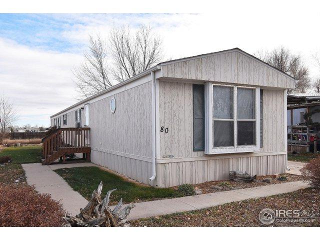 200 N 35th Ave #80, Greeley, CO 80634 (MLS #3557) :: Kittle Real Estate