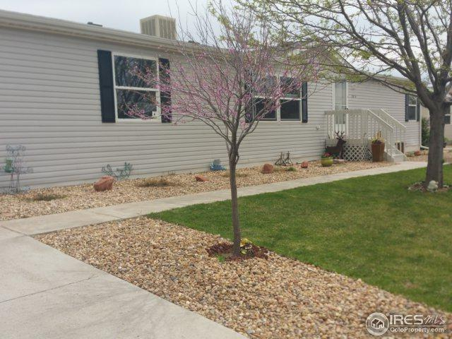 3314 Bluegrass Cir #70, Evans, CO 80620 (MLS #3664) :: Kittle Real Estate