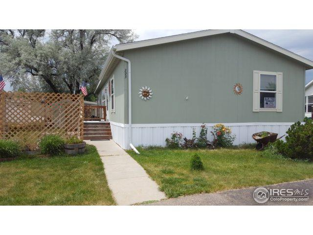 2300 W County Road 38 #293, Fort Collins, CO 80526 (MLS #3690) :: Kittle Real Estate