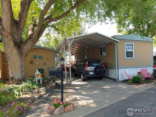 2211 W Mulberry St #97, Fort Collins, CO 80521 (MLS #3737) :: Kittle Real Estate