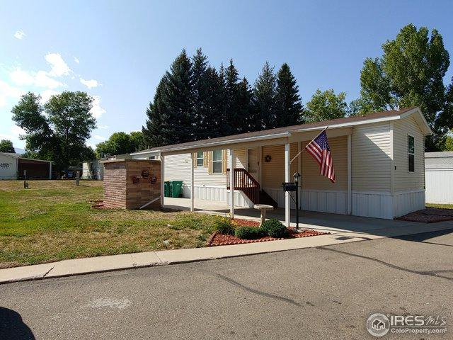 2211 W Mulberry St #9, Fort Collins, CO 80521 (MLS #3755) :: The Daniels Group at Remax Alliance