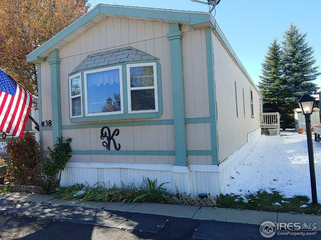 221 W 57th St B38, Loveland, CO 80538 (MLS #3781) :: Downtown Real Estate Partners