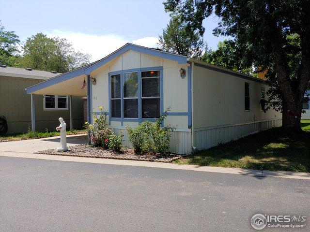 2211 W Mulberry St #67, Fort Collins, CO 80521 (MLS #3791) :: The Daniels Group at Remax Alliance