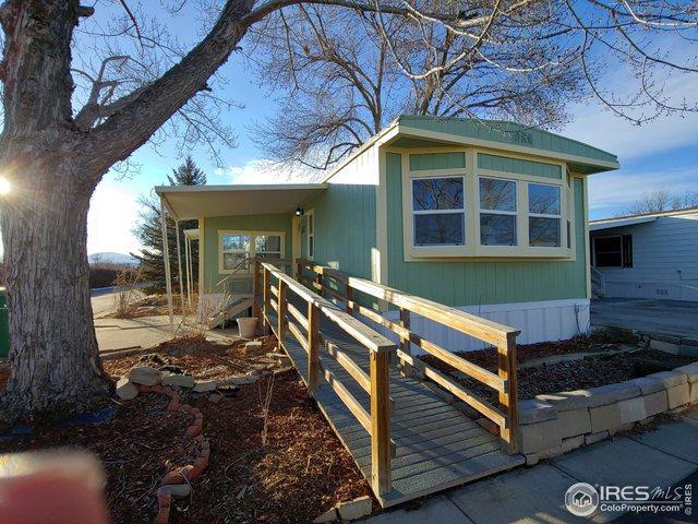 221 W 57th St A21, Loveland, CO 80538 (MLS #3851) :: Kittle Real Estate