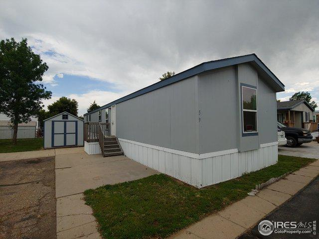731 Grand Ave #59, Platteville, CO 80651 (MLS #3961) :: June's Team