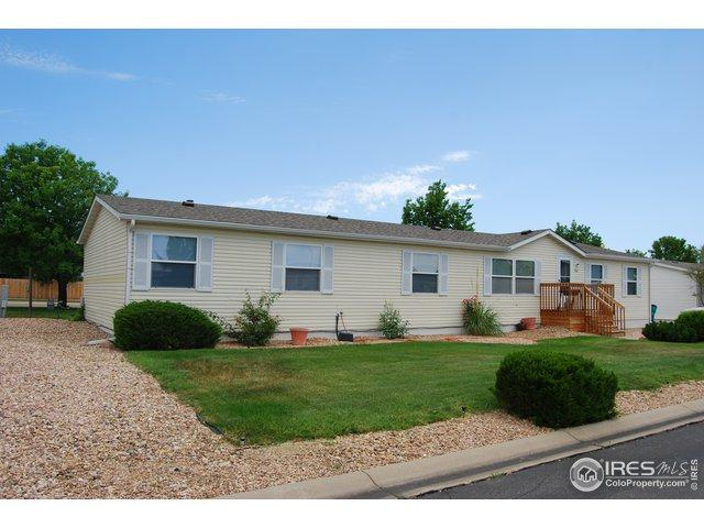 3123 Coyote Ln #144, Evans, CO 80620 (MLS #3969) :: Tracy's Team