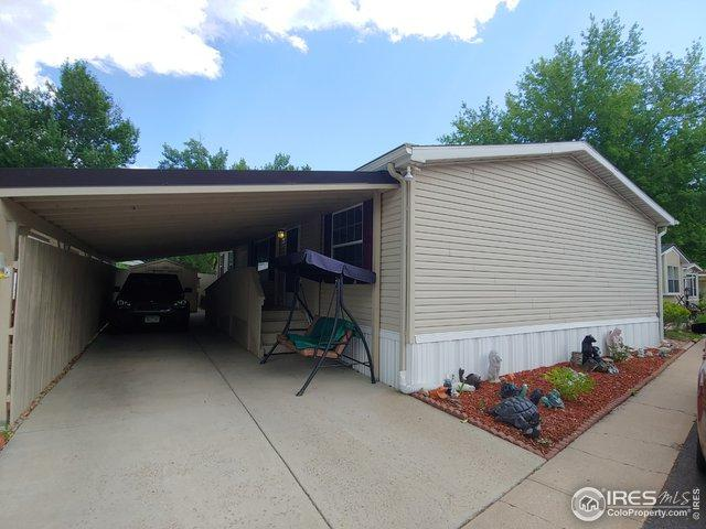 2211 W Mulberry St #41, Fort Collins, CO 80521 (MLS #3974) :: J2 Real Estate Group at Remax Alliance