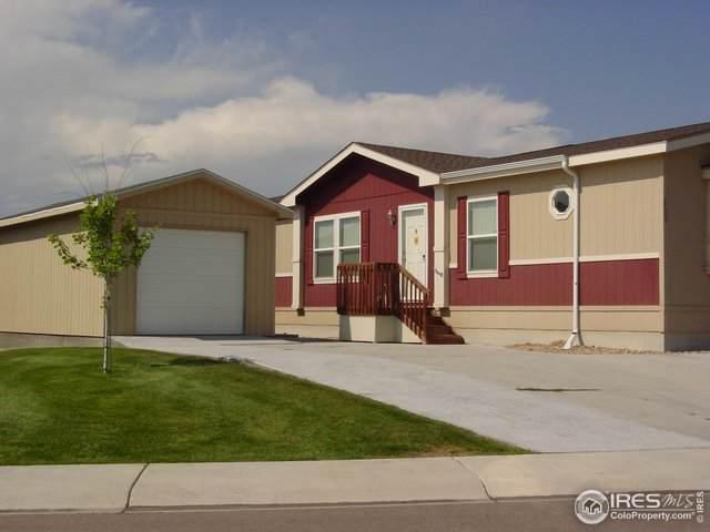 4305 Buffalo Trl #294, Evans, CO 80620 (MLS #4041) :: Colorado Home Finder Realty