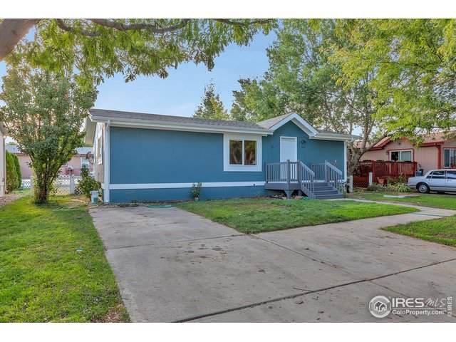 11069 Wild Basin #290, Longmont, CO 80504 (#4050) :: The Griffith Home Team