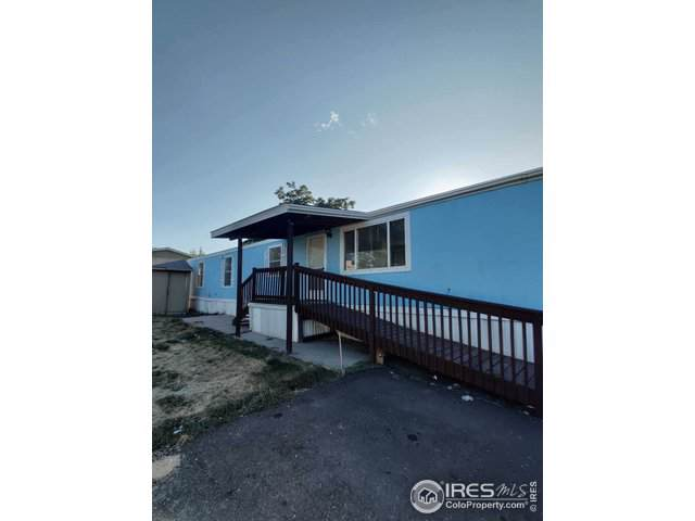 2551 W 92nd Ave #184, Federal Heights, CO 80260 (#4079) :: The Peak Properties Group
