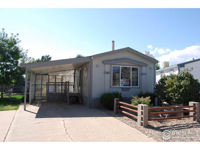 1166 Madison Ave #102, Loveland, CO 80537 (MLS #4080) :: 8z Real Estate