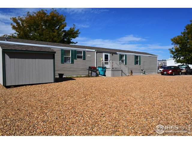 3346 Bluegrass Cir #54, Evans, CO 80620 (MLS #4082) :: Kittle Real Estate