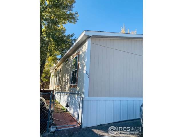 9400 Elm Ct #516, Federal Heights, CO 80260 (#4092) :: The Peak Properties Group