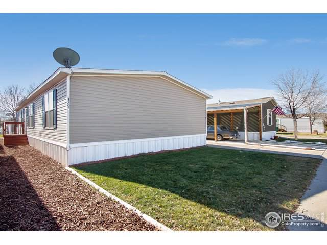 4412 E Mulberry St #329, Fort Collins, CO 80524 (MLS #4124) :: Windermere Real Estate