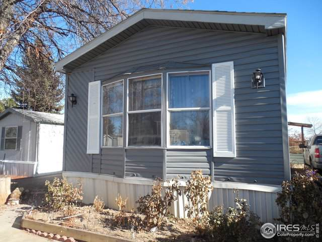 3717 S Taft Hill Rd #63, Fort Collins, CO 80526 (MLS #4136) :: Hub Real Estate
