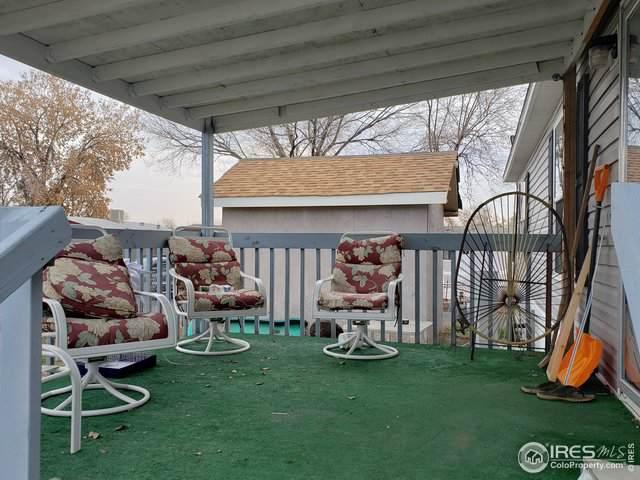 420 E 57th St #72, Loveland, CO 80538 (MLS #4137) :: Bliss Realty Group