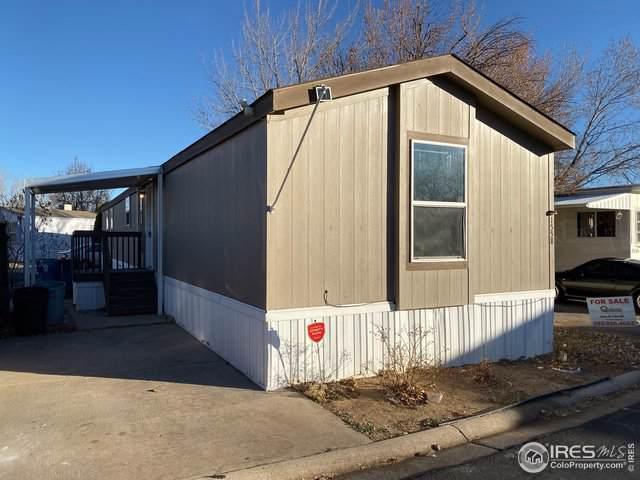 2885 E Midway Blvd #1558, Denver, CO 80234 (MLS #4140) :: Jenn Porter Group