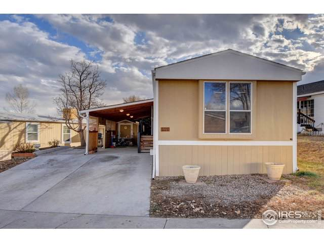 9595 Pecos St #114, Thornton, CO 80260 (#4143) :: The Dixon Group