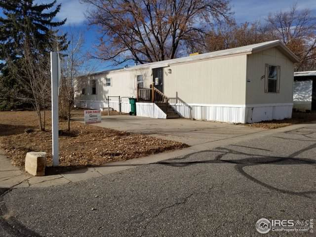 4105 N Garfield Ave #100, Loveland, CO 80538 (MLS #4145) :: Colorado Home Finder Realty