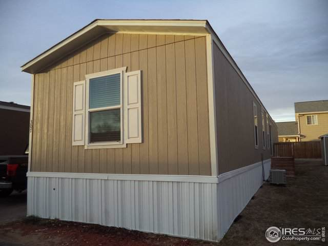 307 Street B, Evans, CO 80620 (MLS #4147) :: Kittle Real Estate