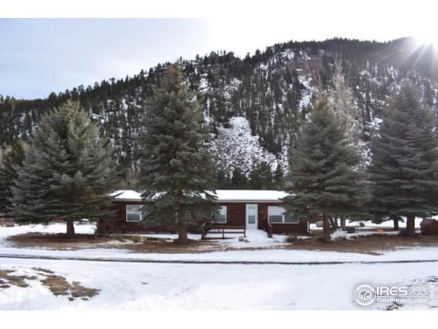 185 Meadow Ln, Bellvue, CO 80512 (MLS #4170) :: 8z Real Estate