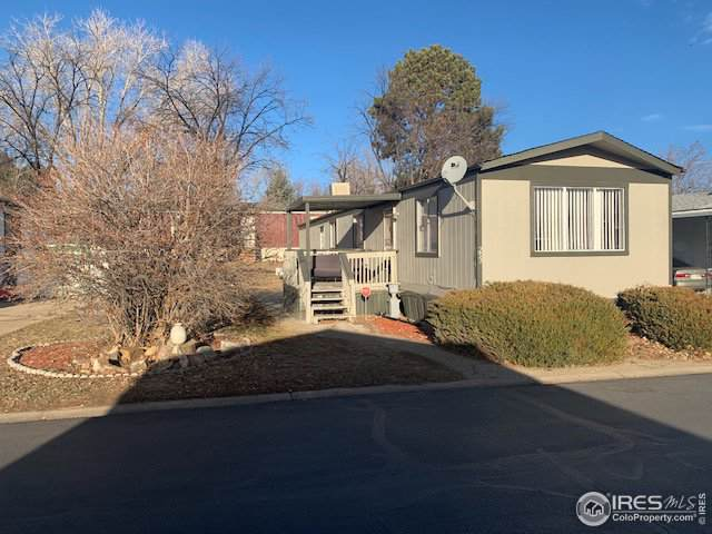 860 W 132nd Ave #253, Westminster, CO 80234 (MLS #4174) :: 8z Real Estate