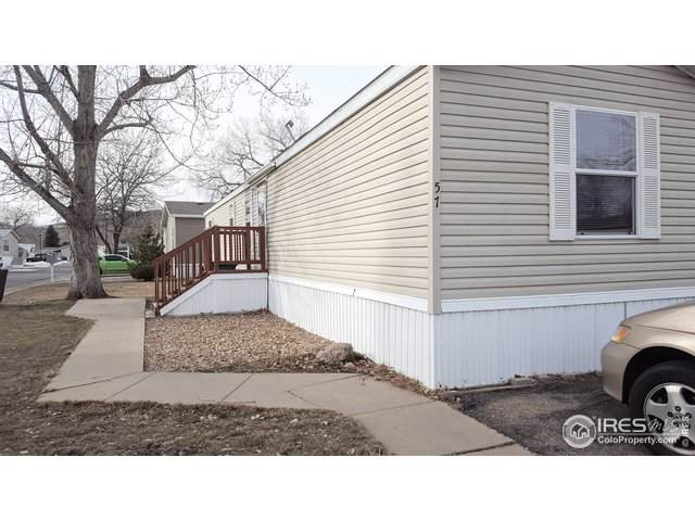2300 W County Road 38 #57, Fort Collins, CO 80526 (MLS #4180) :: Colorado Home Finder Realty