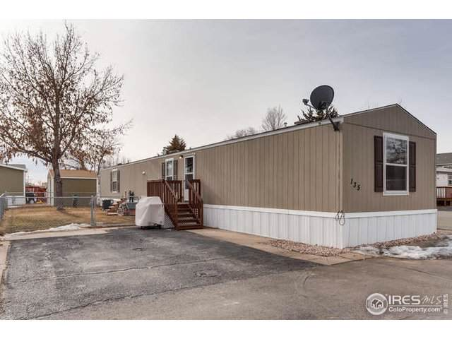 731 Grand Ave #135, Platteville, CO 80651 (MLS #4181) :: June's Team