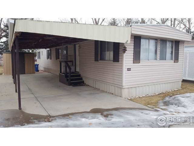 1428 Sunset Pl #20, Loveland, CO 80537 (MLS #4191) :: J2 Real Estate Group at Remax Alliance
