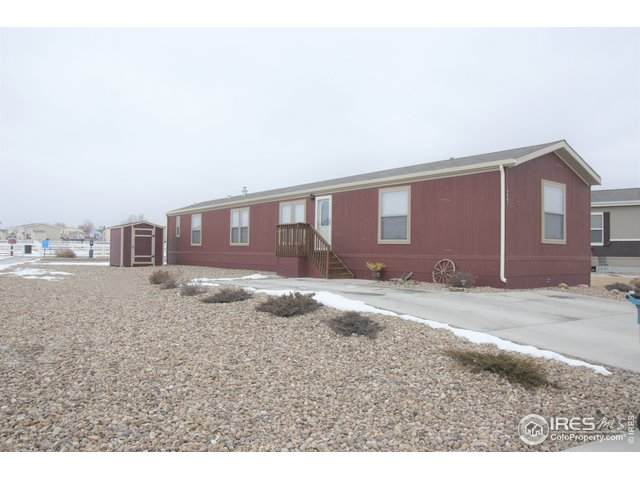 3007 Antelope Way, Evans, CO 80620 (MLS #4217) :: Colorado Home Finder Realty