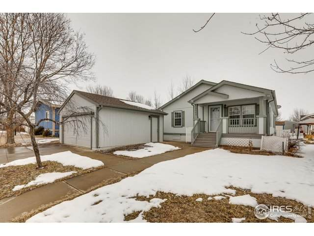 3295 Far Vw #170, Longmont, CO 80504 (MLS #4218) :: J2 Real Estate Group at Remax Alliance