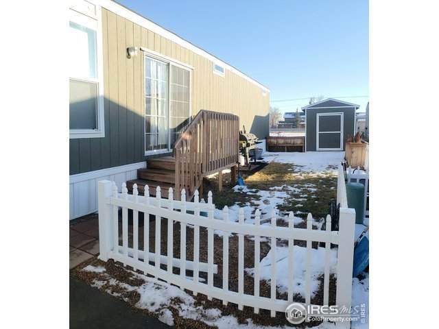 208 B St, Evans, CO 80620 (MLS #4219) :: J2 Real Estate Group at Remax Alliance