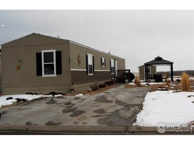 3112 Antelope Way #416, Evans, CO 80620 (#4221) :: HergGroup Denver