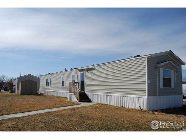 435 N 35th Ave #469, Greeley, CO 80631 (MLS #4254) :: 8z Real Estate
