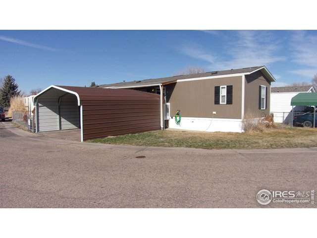 3102 17th Ave #86, Greeley, CO 80631 (MLS #4255) :: Colorado Home Finder Realty