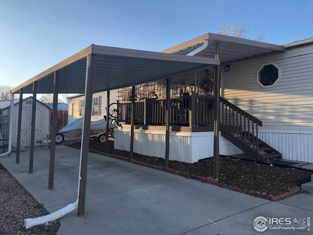 1801 W 92nd Ave #397, Denver, CO 80260 (MLS #4264) :: Jenn Porter Group