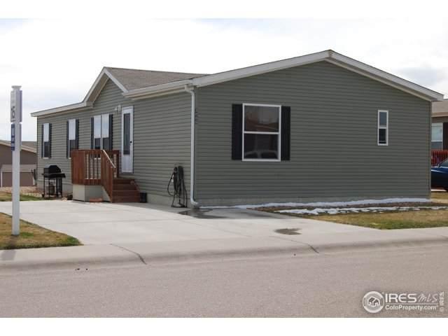 3000 Foxtail Ln #333, Evans, CO 80620 (MLS #4266) :: 8z Real Estate