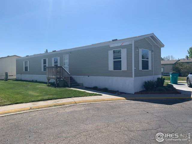 435 N 35th Ave #377, Greeley, CO 80634 (MLS #4303) :: J2 Real Estate Group at Remax Alliance