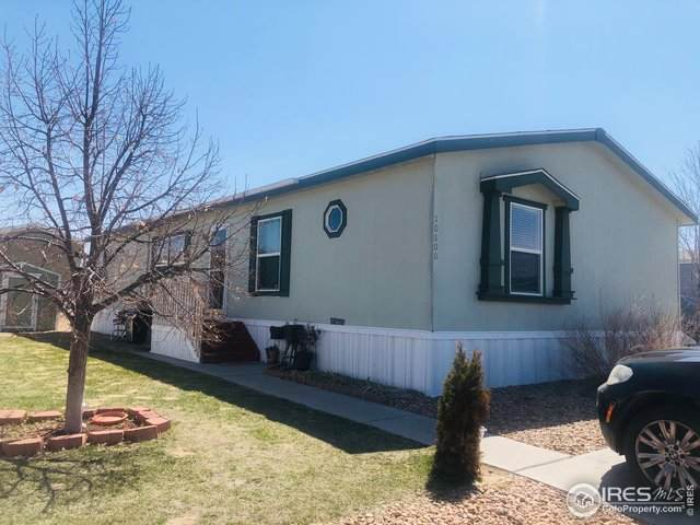 10600 Ashwood St #317, Firestone, CO 80504 (MLS #4308) :: J2 Real Estate Group at Remax Alliance