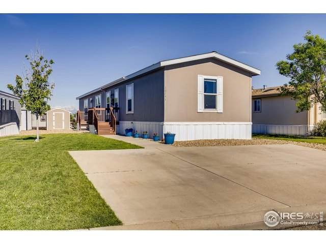 10741 Belmont St #145, Firestone, CO 80504 (MLS #4309) :: J2 Real Estate Group at Remax Alliance