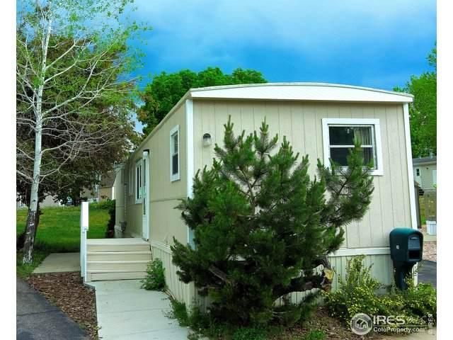 4500 19th St #42, Boulder, CO 80304 (MLS #4315) :: Jenn Porter Group