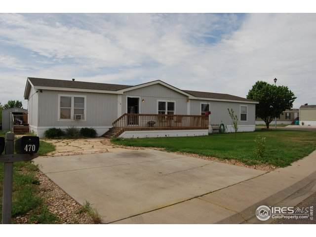 435 N 35th Ave #470, Greeley, CO 80631 (MLS #4318) :: J2 Real Estate Group at Remax Alliance
