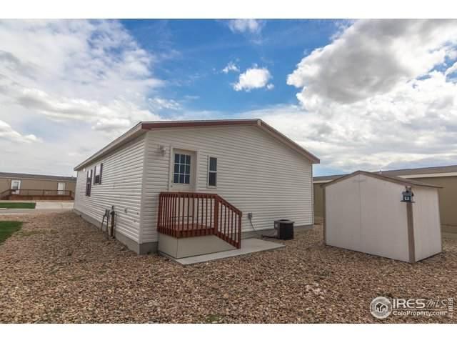 3008 Yarrow Cir, Evans, CO 80620 (MLS #4354) :: Downtown Real Estate Partners