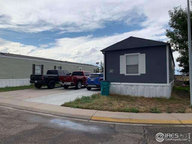 435 N 35th Ave #458, Greeley, CO 80631 (MLS #4355) :: 8z Real Estate