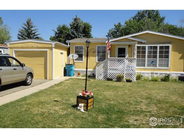 5798 Brookside Ct #107, Loveland, CO 80538 (MLS #4366) :: RE/MAX Alliance