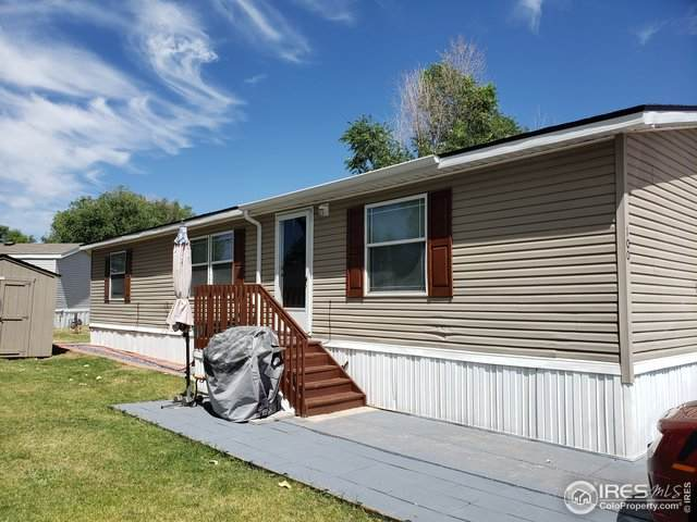 2300 W County  Road 38E Rd #100, Fort Collins, CO 80526 (MLS #4367) :: Fathom Realty