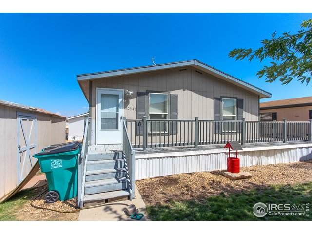 10546 Audrey St #252, Firestone, CO 80504 (MLS #4369) :: J2 Real Estate Group at Remax Alliance