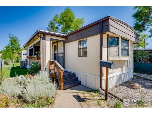 585 E St, Golden, CO 80401 (MLS #4384) :: Fathom Realty