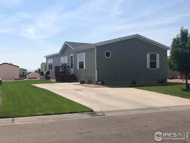3112 Foxtail Ln, Evans, CO 80620 (MLS #4415) :: J2 Real Estate Group at Remax Alliance